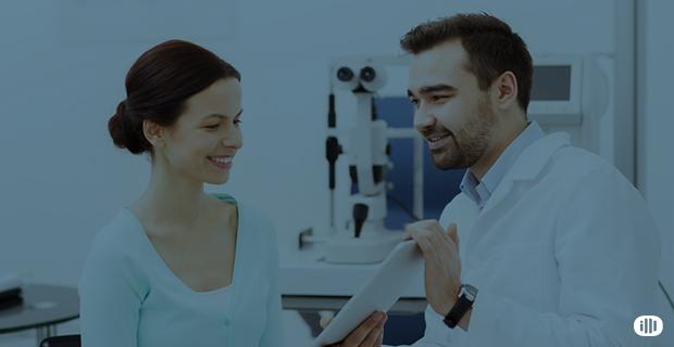Otimize o tempo da sua clínica de olhos com agendamento online