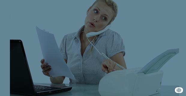 Como minha recepcionista pode ajudar na gestão do consultório?