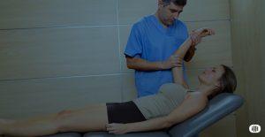 clínica de fisioterapia
