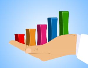 Estatísticas financeiras do consultório