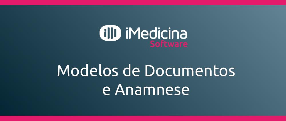 modelos de documentos e anamnese