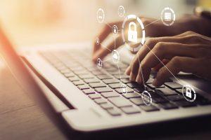 Consultório seguro com dados on-line