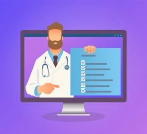 Funcionalidades do software médico gratuito