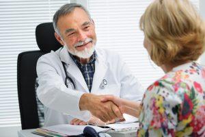 relacionamento com paciente