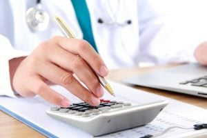honorários médicos