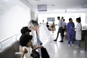 aumentar o fluxo de pacientes