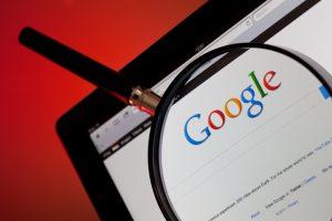 avaliações no google