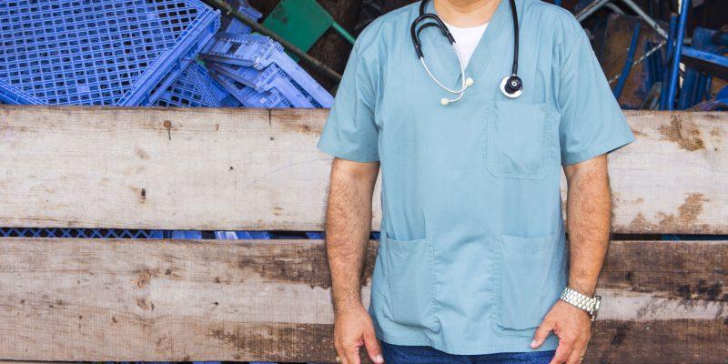 voluntario medico