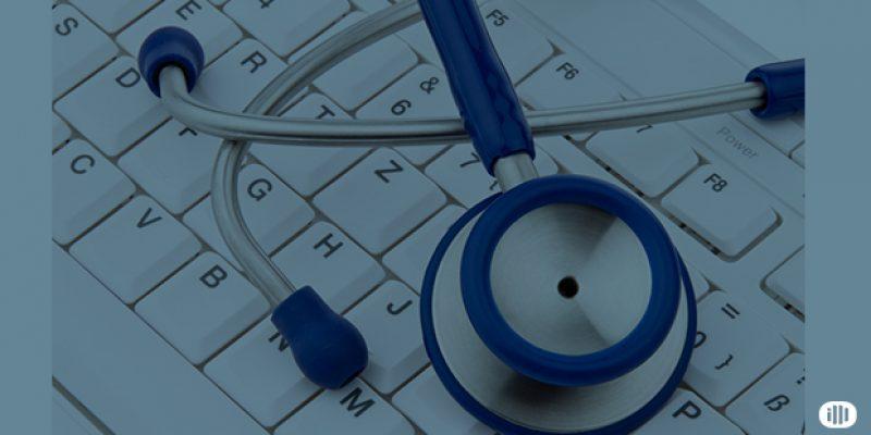 página online para o consultório