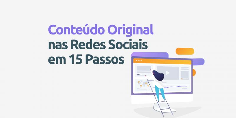 Conteúdo Original Redes Sociais