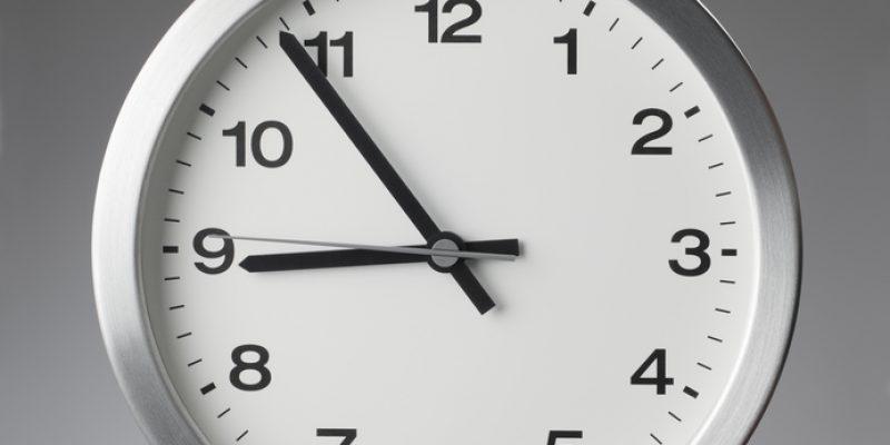 gestão do tempo no consultório