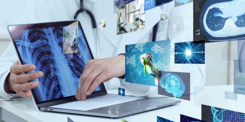 clínica médica digital