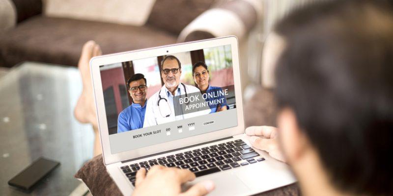 site para clínicas