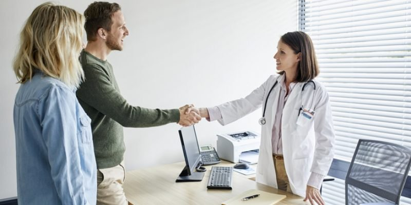 relacionamento com o paciente