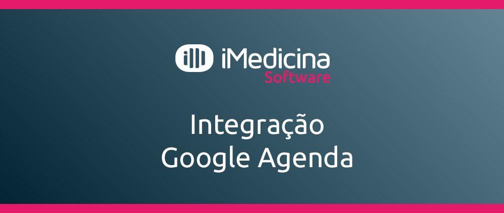 integração google agenda
